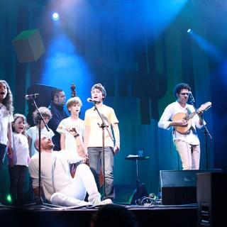 Show no Festival MIMO