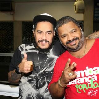 Marcelo D2 e Arlindo Cruz