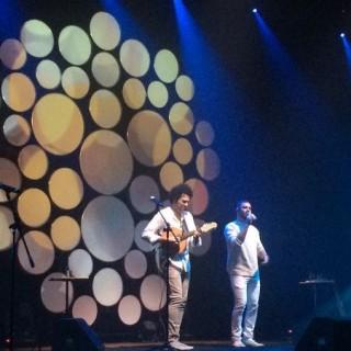 Show no Teatro Net Rio