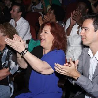 Beth Carvalho e Afonso Carvalho