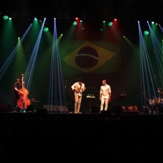 Show em Coutances - França
